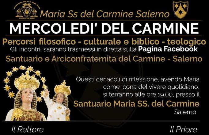 Cenacoli de I Mercoledì del Carmine